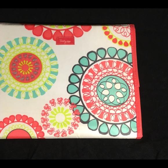 bags thirtyone trifold tablet planner holder poshmark